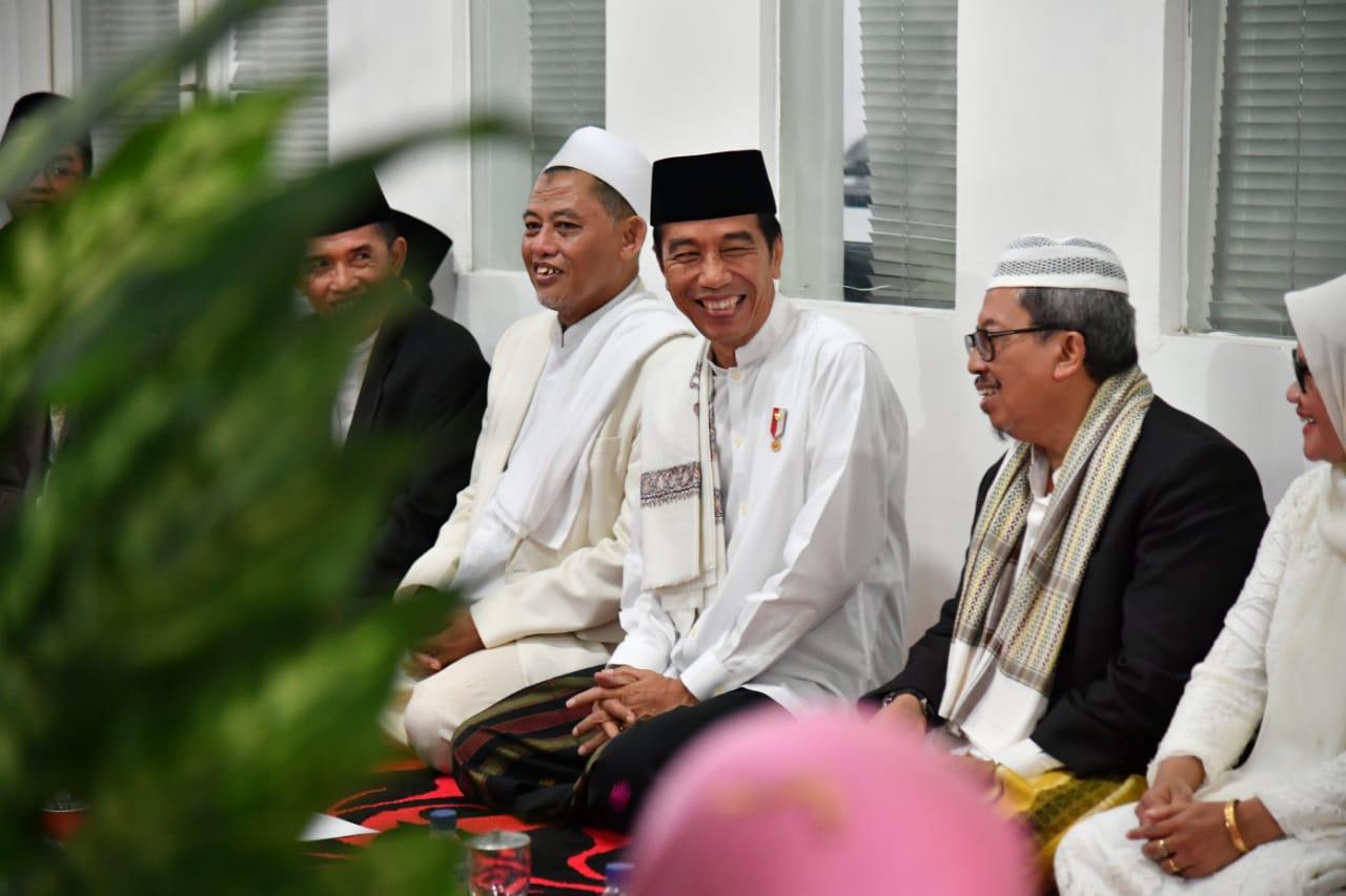 Presiden Ingatkan Jaga Ukhuwah Kebangsaan