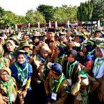 Presiden Jokowi Hadiri Milad Satu Abad Gerakan Kepanduan Hizbul Wathan