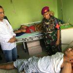 Presiden Kunjungi Banten Pastikan Penangan Pascabencana Tsunami Berjalan Baik