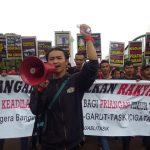 JAPATI Tuntut Jokowi Wujudkan Keadilan di Priangan Timur