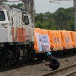 2018, Angkutan Barang di Daop 8 Surabaya Naik 5,86 Persen