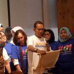 Alumni Unair Surabaya Deklarasikan Dukung Jokowi