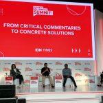Survei Internasional Prediksi Kemajuan Indonesia 2030