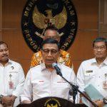 Wiranto Tegaskan Hakekat Pemilu Bukan Hanya Pilih Pemimpin