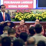 Jokowi Minta TNI-Polri Respons Revolusi Industri