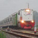 Daop 8 Surabaya Batalkan Seluruh Perjalanan KA Penumpang Jarak Menengah dan Jauh
