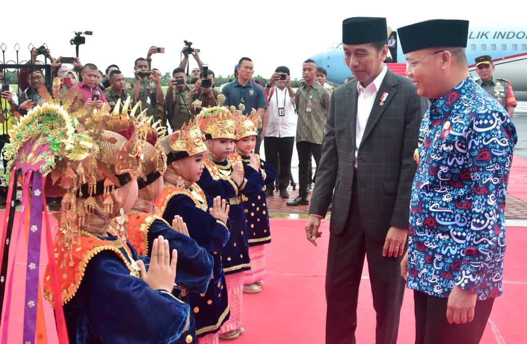 Presiden Hadiri Sidang ke-51 Tanwir Muhammadiyah