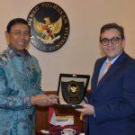 Indonesia – Kolombia Tingkatkan Kerjasama