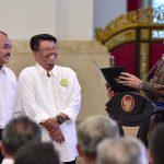 Presiden Dengarkan Usulan Petani Tebu