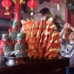 Klenteng Hong San Koo Tee Tiadakan Ibadah Imlek Bersama