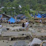 AJI Galang Donasi Korban Banjir Bandang Jayapura
