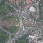 Pengerjaan Underpass Mayjen Sungkono Surabaya Molor dari Jadwal