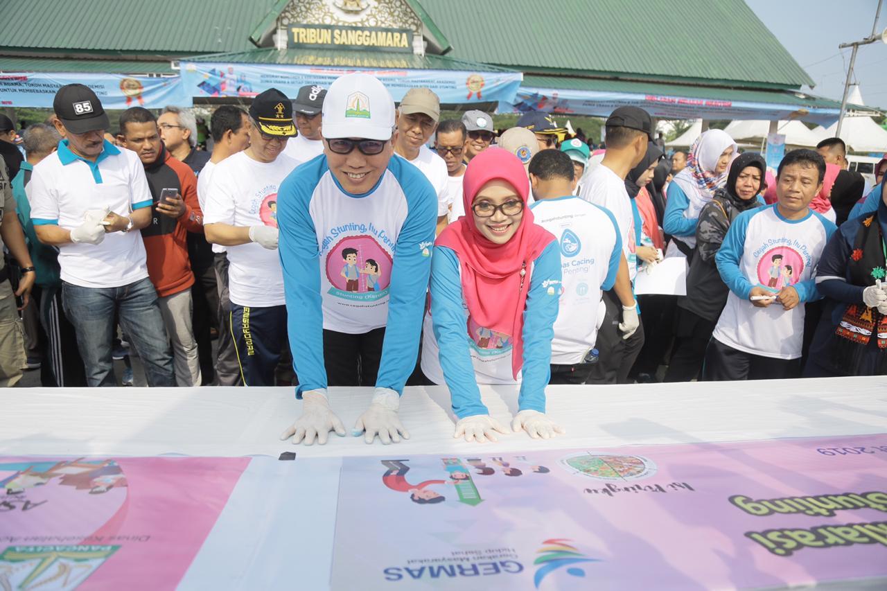 KSP Tekankan Pentingnya Kepemimpinan Jokowi Atasi Stunting