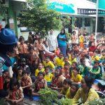 SDN 1 Ngagel Ingatkan Menjaga Lingkungan Melalui Dongeng Anak