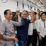 Presiden Ingatkan Rawat dan Jaga MRT