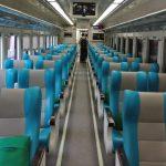 KA Mutiara Selatan Ganti Rangkaian Dengan Gerbong Kereta Baru