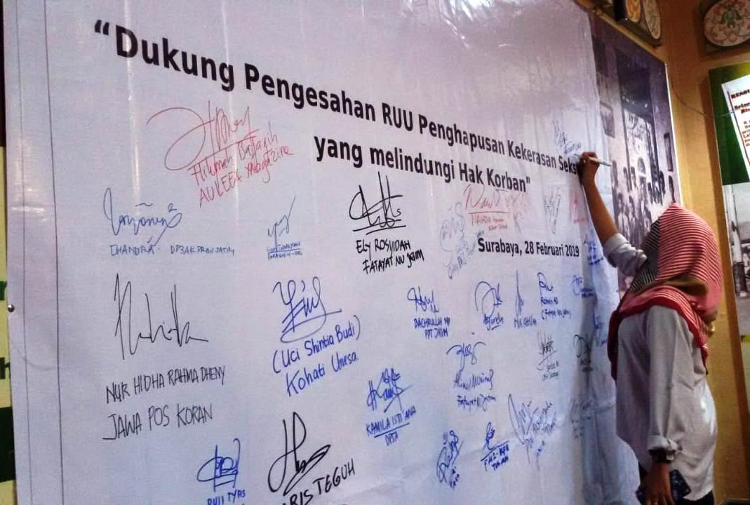 FPL Tagih Komitmen Negara dalam Perlindungan Perempuan Korban Kekerasan