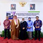 Menlu Resmikan Gedung Pelayanan Publik Satu Atap di Abu Dhabi dan Jeddah