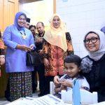 Menlu Kunjungi Sekolah Indonesia Jeddah