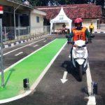 Polisi Sidoarjo Terapkan Ujian SIM Berbasis Sensor Ultrasonik