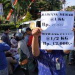 Stabilkan Harga Bawang, Kediri Gelar Operasi Pasar