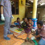 6 Bulan Dipasung, Sriah Dibawa ke RSJ Menur Surabaya