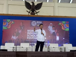 Kegiatan Beasiswa Terbesar Pertama di Indonesia Hadir di Surabaya