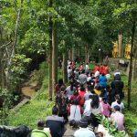 Jumat Agung di Gua Maria Lourdes, Puhsarang Kediri