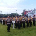 10.863 Personel Amankan Pemungutan Suara di Sampang