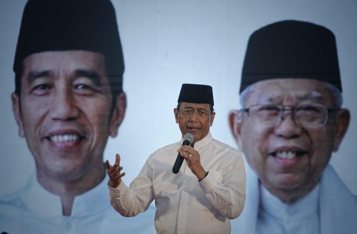 Wiranto Tegaskan Pertahanan Indonesia Tidak Rapuh