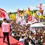 Jokowi: Kampanye Jangan Korbankan Kesatuan