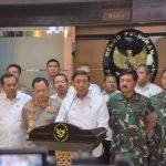 Wiranto : Tuduhan Konspirasi Pemerintah dan Penyelenggara Pemilu Tendensius