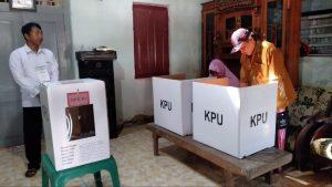Kekurangan Surat Suara DPD Jatim, KPU Kabupaten Kediri Gelar Pemilihan Lanjutan