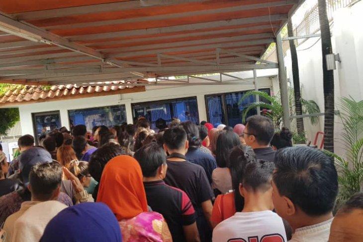 Pemilih Berdatangan di Tiga TPS Kuala Lumpur