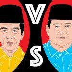 13 Hari Jelang RI-1, Real Count Capai 74 Persen Capres 01 Unggul