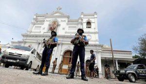 Presiden Kecam Teror Bom di Sri Lanka