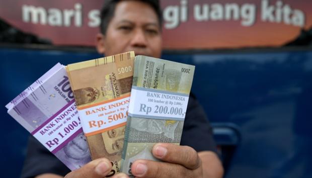 Lebaran, Kebutuhan Uang Tunai Seluruh Indonesia Capai Rp217,1 Triliun
