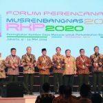 Jawa Timur Terima Penghargaan Pembangunan Nasional