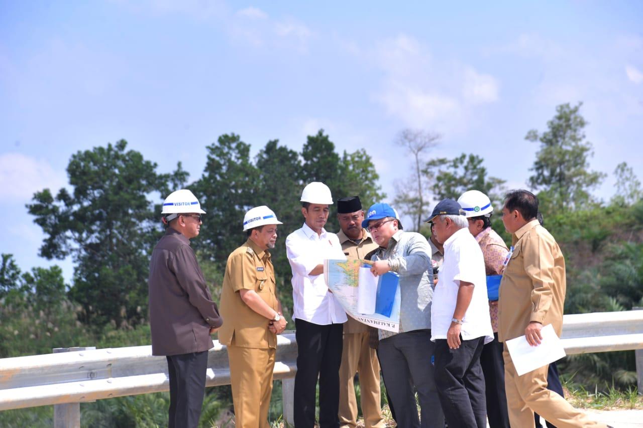 Presiden Cek Kelayakan Kalimantan Timur Sebagai Calon Ibu Kota Negara