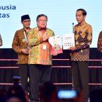 Presiden : 2045 Indonesia Diprediksi Masuk Empat Besar Ekonomi Dunia