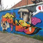 Seni Grafiti Buka Peluang Pekerjaan