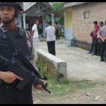 Olah TKP Terduga Teroris, Ini Temuan Polisi