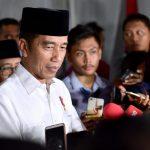 Jokowi Percayakan Hasil Pemilu kepada KPU