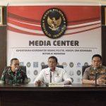 Wiranto : Rencana Pembunuhan Pejabat Bertujuan Berikan Rasa Takut