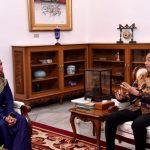 Presiden Undang Syamsuri Firdaus Juara MTQ Internasional ke Istana