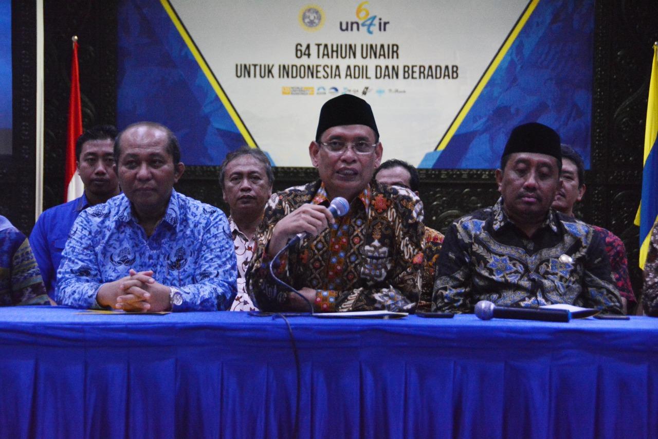 Majelis Rektor Komitmen Jaga Persatuan Bangsa