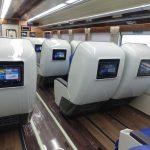 Gerbong Kereta Luxury 2 Beroperasi Di KA Gajayana