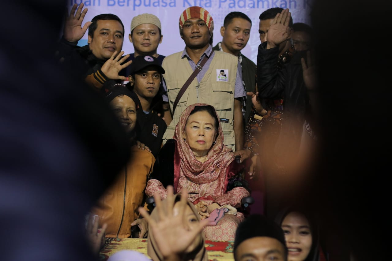 Shinta Nuriyah Ajak Masyarakat Maknai Bulan Puasa dengan Sikap Saling Mengasihi dan Menjunjung Tinggi Toleransi
