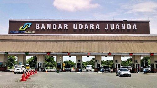 Bandara Internasional Juanda Beroperasi 24 Jam Selama Lebaran