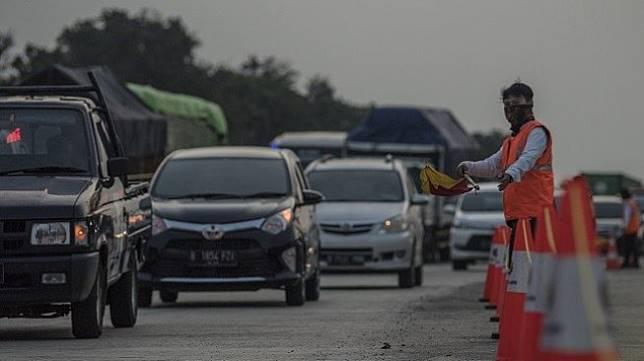 Kemenhub Imbau Angkutan Barang Terapkan Pengaturan Lalin pada Masa Lebaran Hingga 12 Juni